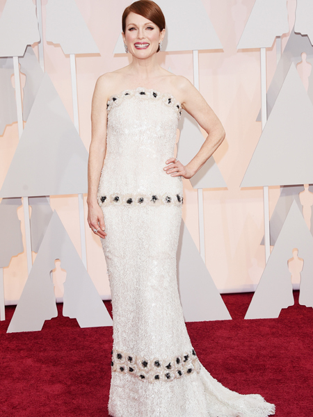 Pics! The 2015 Oscars Red Carpet