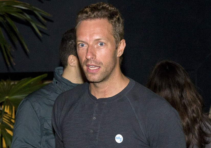 Chris Martin's Paparazzi Run-In: Listen to the 911 Call!