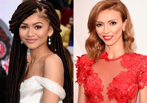 Celebrity Feud Over! Zendaya Accepts Giuliana Rancic's Apology