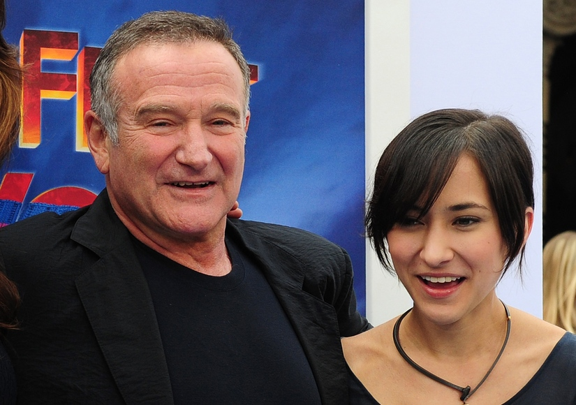 Robin Williams' Daughter's First Interview Since Her Father's Death