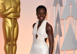 Extra Scoop: Who Would Steal Lupita Nyong'o's Oscars Dress?
