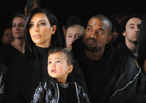 North West Reportedly Has a $2-Mil Designer Wardrobe and More!