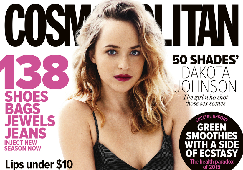 Dakota Johnson Wants Her Parents to See 'Fifty Shades'… But There's a Catch!