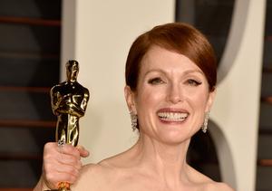 Julianne Moore Reflects on Oscar Win