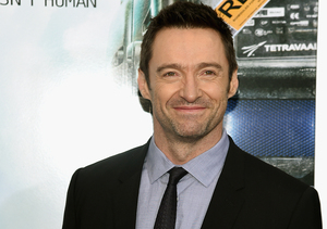 Hugh Jackman Explains His Selfie with Justin Timberlake