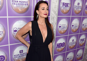 Kyle Richards Responds to 'RHOBH' Fight Between Sister Kim and Lisa Rinna