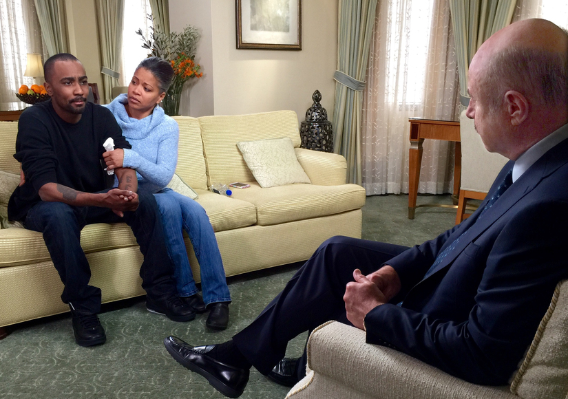 Nick Gordon's Mom Drops Bombshell Claim About Whitney Houston in Dr. Phil Interview