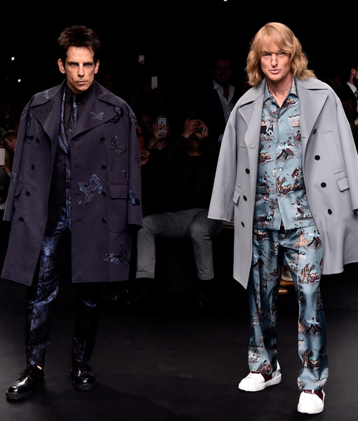 Bringin' Back the Blue Steel! Ben Stiller and Owen Wilson Announce…