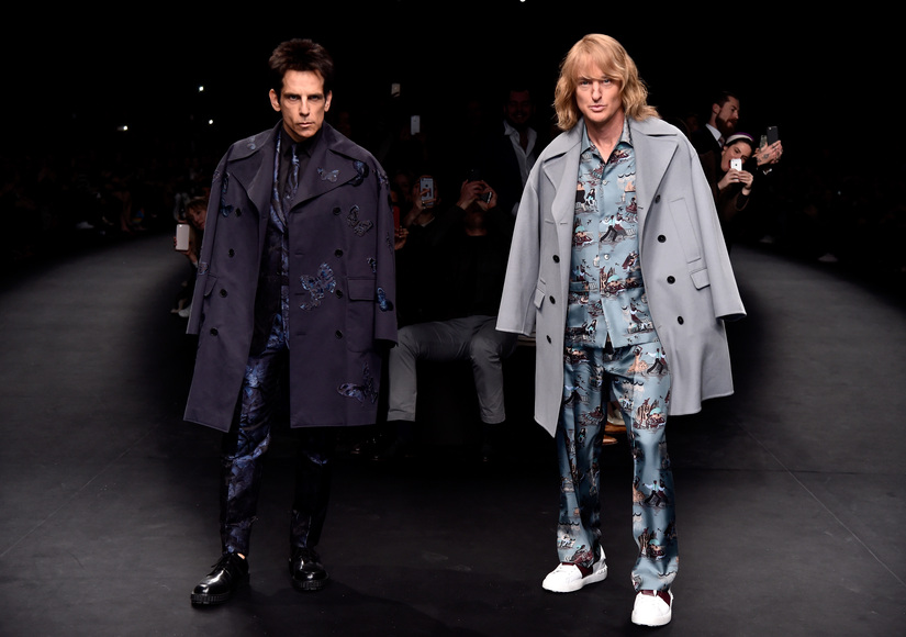 Bringin' Back the Blue Steel! Ben Stiller and Owen Wilson Announce 'Zoolander 2'