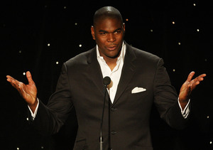 Splitsville! Keyshawn Johnson's Wife Says 'I Don't' and Files for Divorce