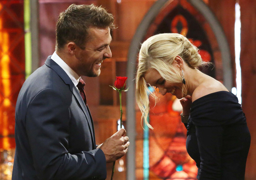 What Whitney Bischoff Was Wearing When 'Bachelor' Chris Soules Proposed