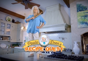 Check Out Paula Deen's New Video Game, 'Recipe Quest'