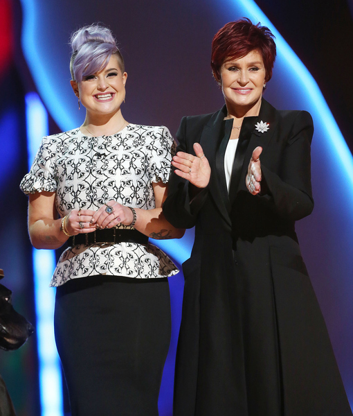 Sharon Osbourne Responds to Daughter Kelly's Decision to Leave 'Fashion…