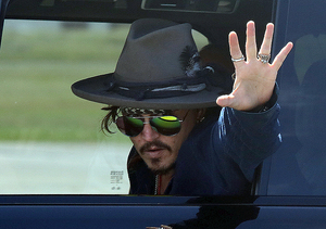 Ouch! What Happened to Johnny Depp's Hand?