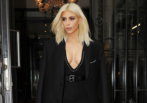 Kim K's Blonde 'Do: Love It or Not So Much?