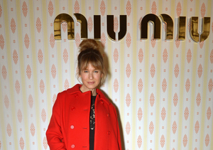 Renee Zellweger Stuns with New Look at Paris Fashion Week