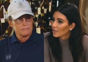 'KUWTK' Promo: Kim Kardashian Confronts Bruce Jenner About Dating Kris' Friend