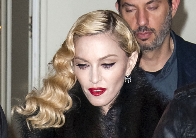 Madonna Dated Who?! Singer Drops Major Bombshells on Stern