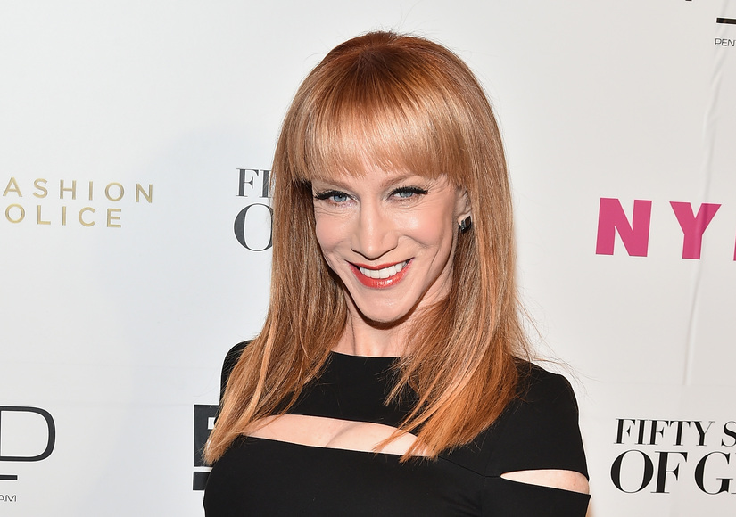 Kathy Griffin Quits 'Fashion Police'! Find Out Why