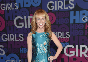 Fashion Fight! Kathy Griffin Opens Up About Leaving 'Fashion Police'