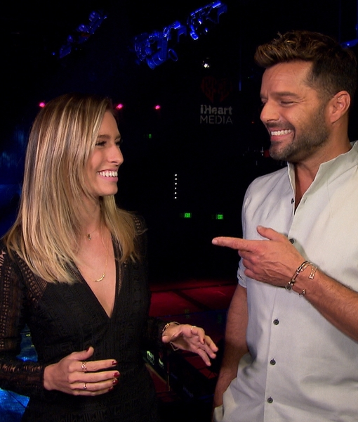 Ricky Martin Dishes on His Twin Boys' Musical Talent, and His Favorite Hit Song…