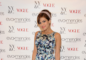 Eva Mendes' First Interview About New Baby, Plus Secret Rule to Keeping Ryan…