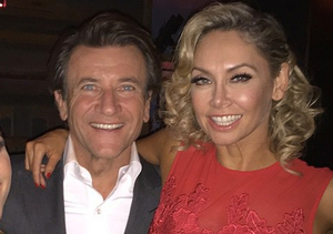 'Shark Tank's' Robert Herjavec Reportedly Dating 'DWTS' Partner Kym Johnson!