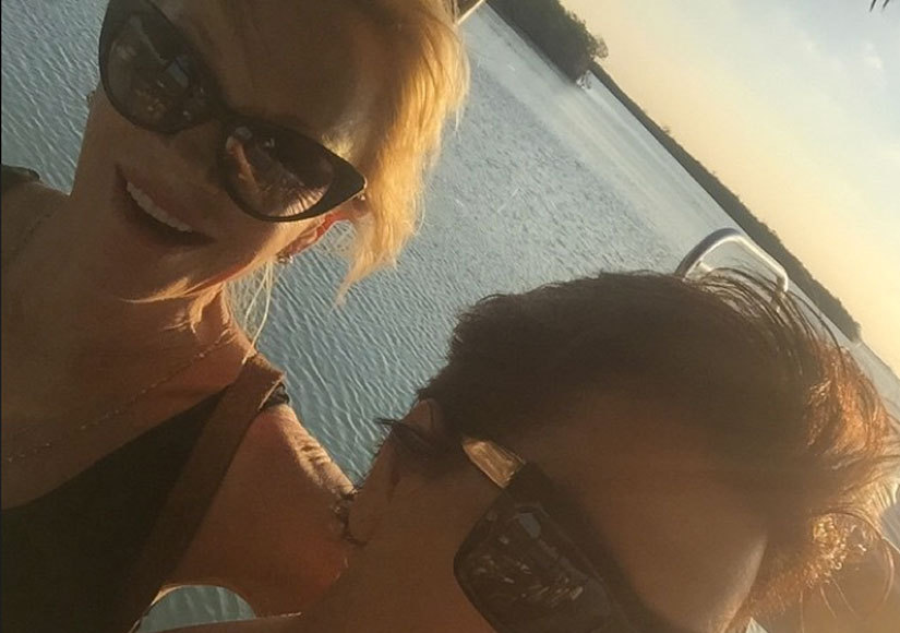 Photos from a Gal Pal Getaway with Kris Jenner and Melanie Griffith