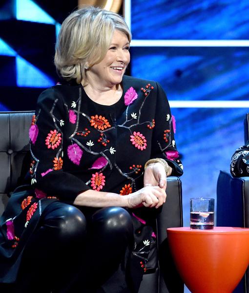 #BieberRoast Sneak Peek! Martha Stewart Jokes She's Still Using Snoop's Brownie…