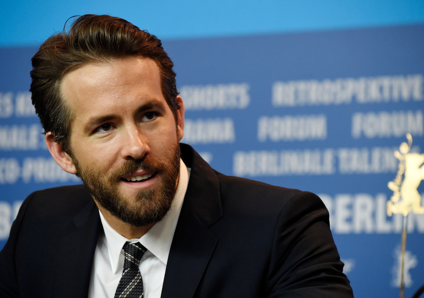 Ryan Reynolds Confirms Daughter's Name, 'Everybody Knows'