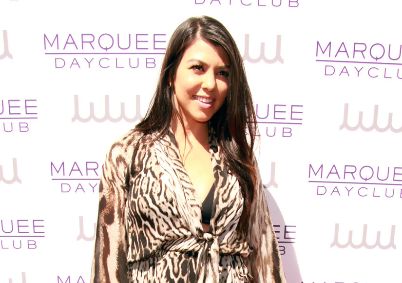Kourtney Kardashian Talks Scott Disick's Trip to Rehab