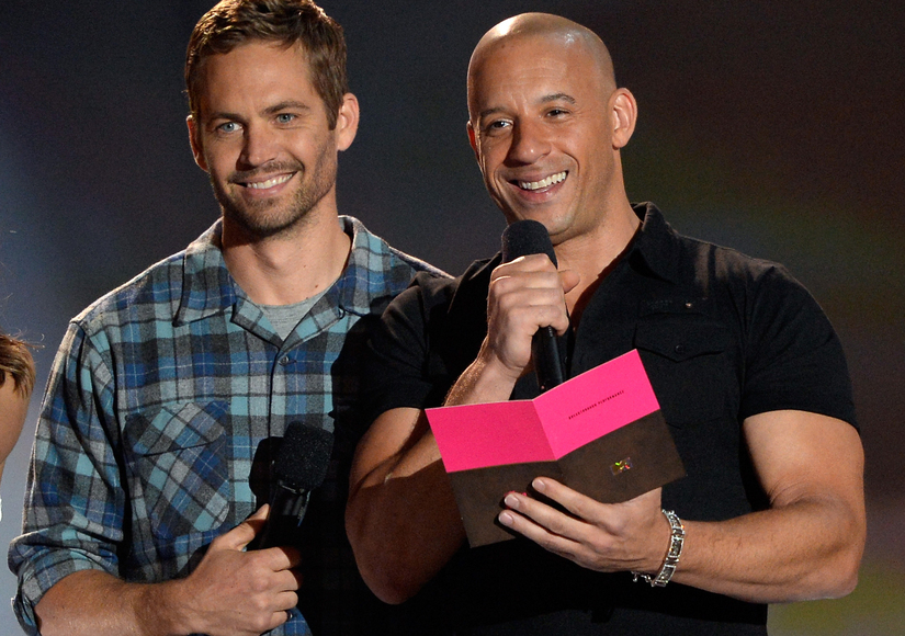'Furious 7' Star Vin Diesel Recalls His Favorite Memory of Paul Walker