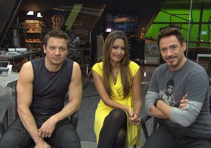 Who Was the Biggest Superhero Super-Diva on 'Avengers 2' Set?