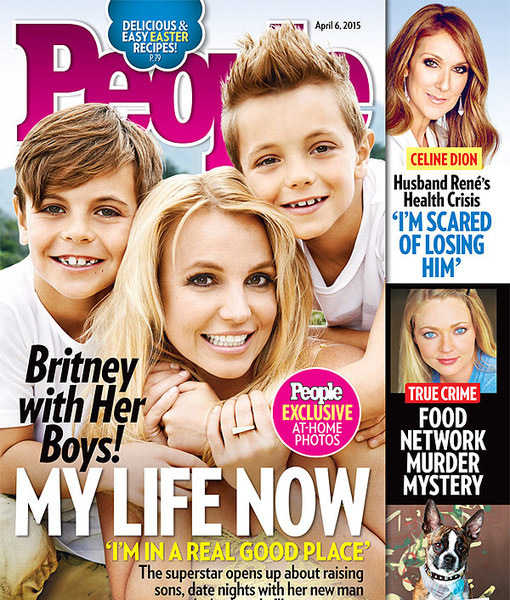 Britney Spears Talks About Her Sons and New Single Due This Summer