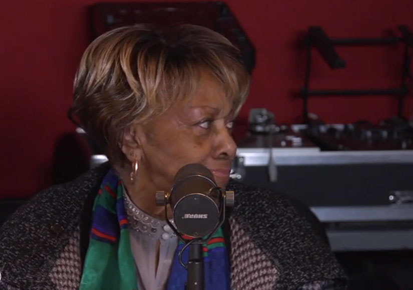 Bobbi Kristina's Grandmother Cissy Houston Finally Breaks Silence