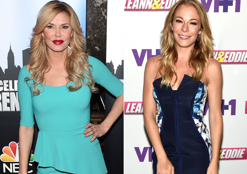 Why Brandi Glanville Is Praying for LeAnn Rimes