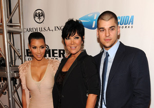 Why Kris Jenner Wants Rob Off 'KUWTK' Reality Show