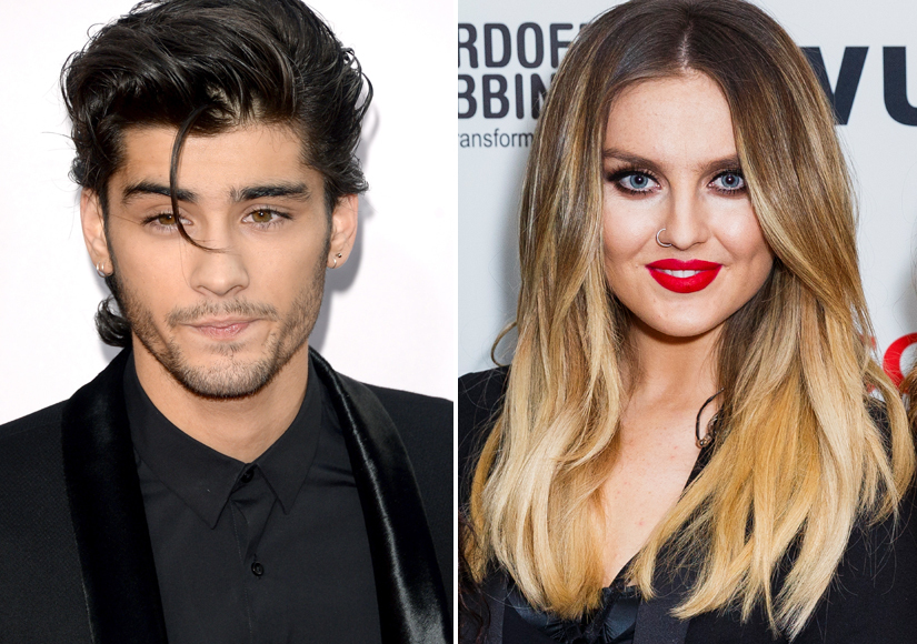 Who Is Perrie Hookup From One Direction