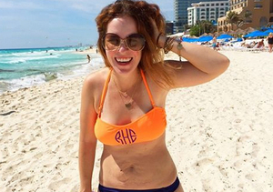 Woman Power! Mom's 'Permanently Flabby' Bikini Body Goes Viral