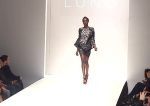Check Out the Full Runway Show from Nikki Lund's Fall 2015 Collection