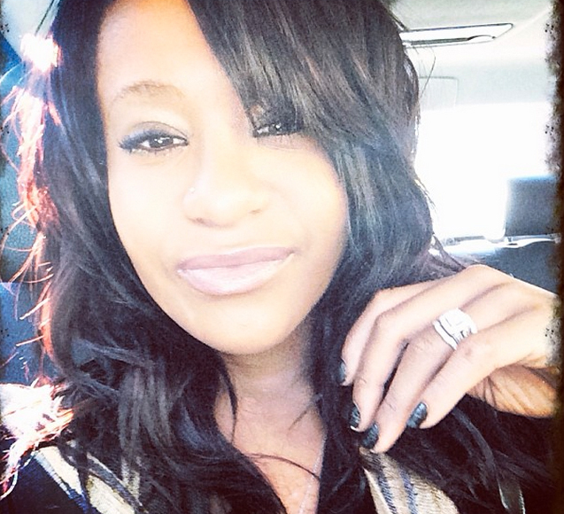 Bobby Brown Spotted Outside Bobbi Kristina's Rehab, As Her Famous Godfather Speaks Out