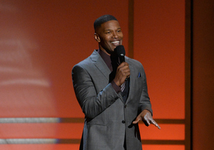 Jamie Foxx Reveals His Date for iHeart Music Awards… Trust Us, She's a Cutie