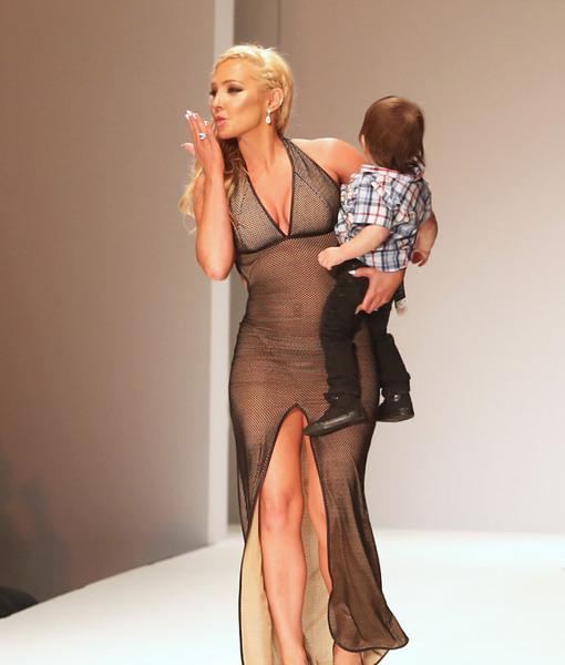 Kim K's Former Friend Nikki Lund Gives Glimpse of New Fashion Line