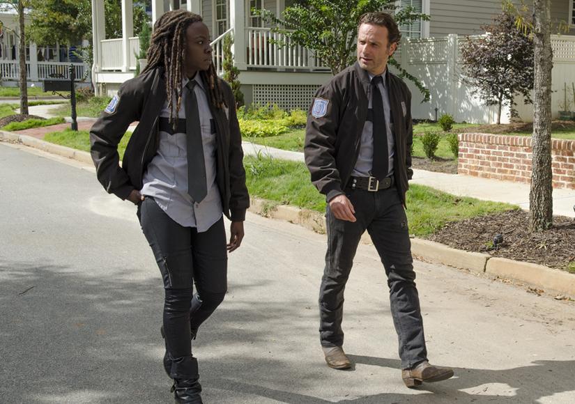 'The Walking Dead' Season 5 Finale Live Blog!