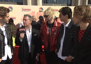 iHeartRadio Awards! 5 Seconds of Summer, Meghan Trainor, Jason Derulo, and More…