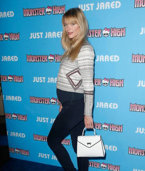 Jaime King Opens Up About Pregnancy at Just Jared's #TBT Party