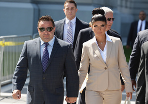 Exclusive! Joe Giudice Describes Teresa's Life in Prison and More