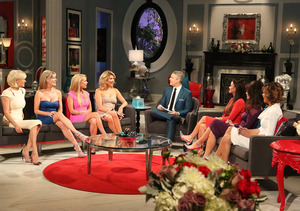 'RHOBH' Final Reunion Sneak Peek: Tears, Drugs and Pit Bulls!