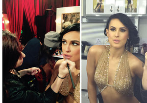 Go Gold! Get Rumer Willis' 'Dancing with the Stars' Sexy Samba Beauty Look!