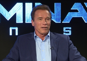 How Arnold Schwarzenegger Got Back in 'Terminator' Shape for 'Genisys'